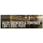 Durable Alloy Quenched and Tempered (Q&T) Steel Plate