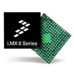 Semiconductors for Industrial and Automotive Applications with i.MX 6 Series Processors