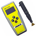 Portable Ultrasonic Hardness Tester - MET-U1A from Phase II
