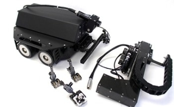 Innotec UK NDT Remote Access Crawler