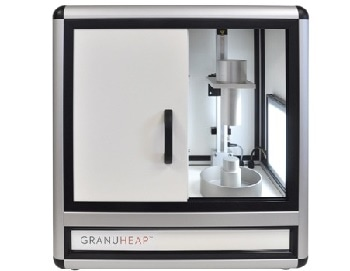 High-Resolution Angle of Repose Analyzer – GranuHeap