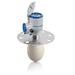 Two-Wire Radar Level Transmitter for Solids from Granulates to Rocks