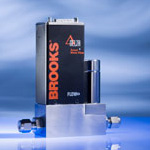 Digital, Elastomer-Sealed Thermal Mass Flow Meters & Thermal Mass Flow Controllers - SLA5800 Series from Brooks Instruments