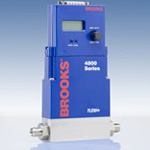 Ultra Fast Response Mass Flow Controllers - 4800 Series from Brooks Instrument