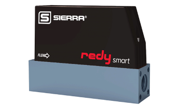 Mass Flow Controller with MEMS Technology: RedySmart™
