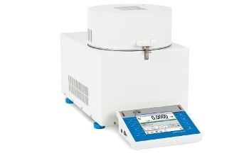 PMV 50 Moisture Analyzer for Shorter Drying Times