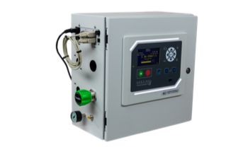 Leak Test and Tracer Gas Management with the TracerMate II