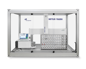 e5 Robotic Mass Comparator from Mettler Toledo