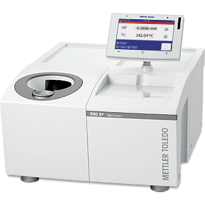 DSC 3+ Thermal Analysis System from Mettler Toledo