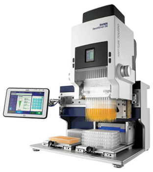 BenchSmart™ 96 Semi-Automated Pipetting System from METTLER TOLEDO