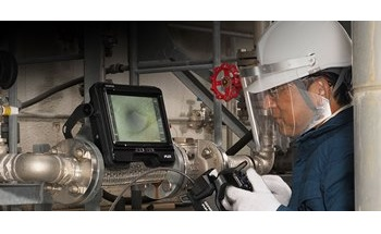 Portable and High-Resolution Video Inspection with the IPLEX GX/GT Videoscope