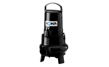 The TP Series of Effluent Pumps from HOMA