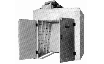 Custom Designed Recirculating Industrial Ovens from Thermcraft