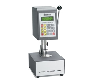 High Shear CAP-2000+ Viscometer from Brookfield Engineering
