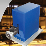 Aluminium Melt Flow Controller from VHE