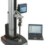 Materials Testing Machine - Extended Travel 2.5 kN (572 lbf) - Model LS2.5 form Lloyd Instruments