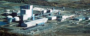 Hydro's magnesium plant in Canada