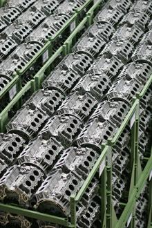 Hydro Raise the Bar with New Aluminium Mercedes Engine Blocks