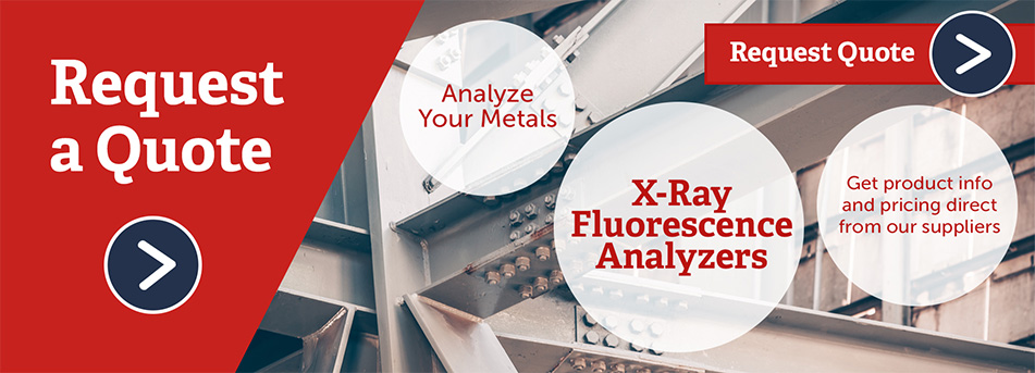 Analyze Your Metals | Request a Quote