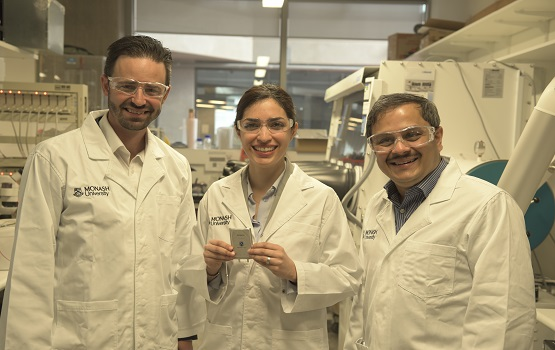 Monash University develops lithium-sulfur battery