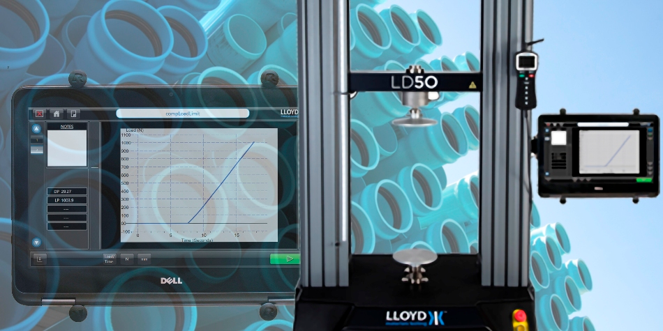 New Lloyd Instruments Tablet Provides Easy Materials Testing
