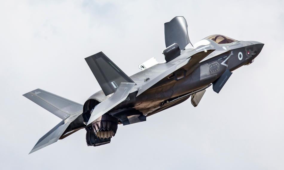 Kaman Delivers 80,000th Rear Fuselage Packer to BAE Systems for F-35