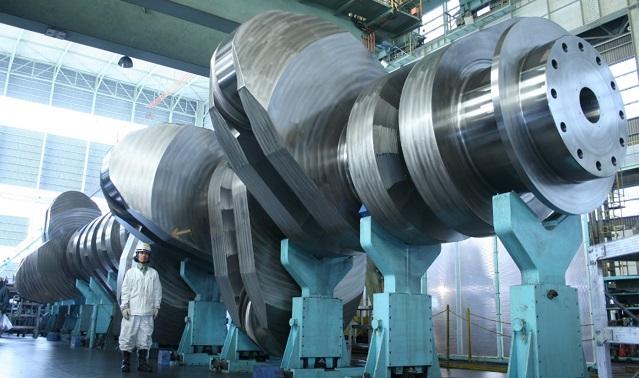Kobe Steel Ltd Develops New Die Forging Method For Ship Crankshaft Manufacture