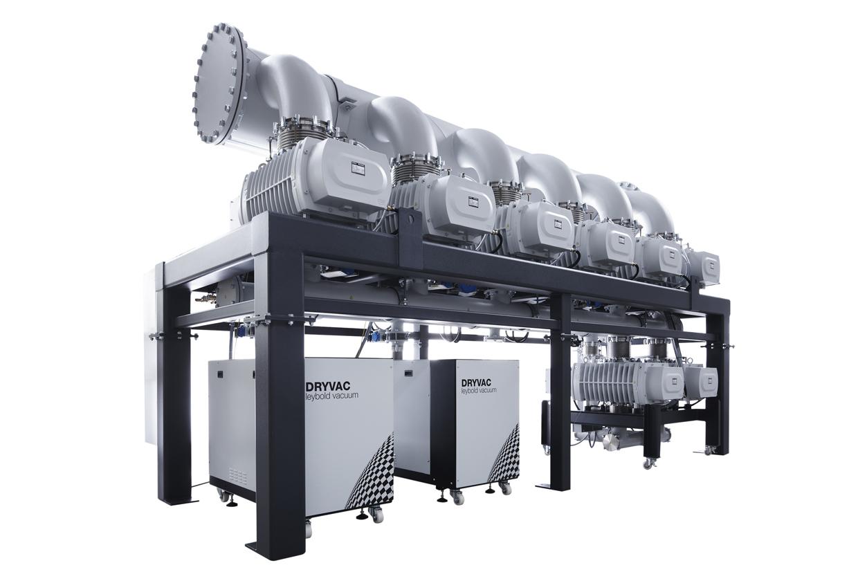 Vacuum Pump System Design : Oerlikon leybold vacuum gain steel degassing