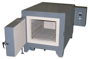 Lucifer Red Devil Rd Box Furnace For Heat Treating Small