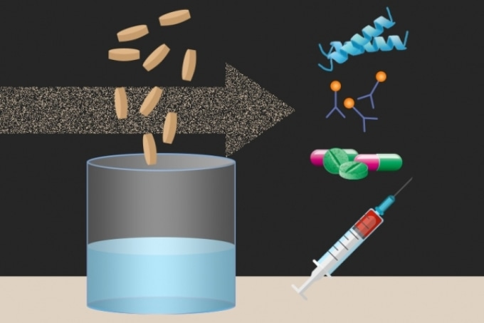 MIT-Led Team Creates Freeze-Dried Cellular Components to Produce Biopharmaceuticals on Demand