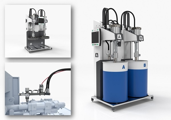New TOP 5000 P dosing system increases convenience and reliability in the injection molding of LSR