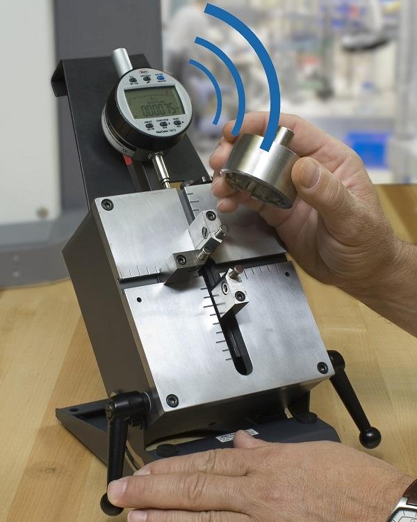 Enhanced Mahr Federal Multimar 36 B ID/OD Indicator Gage Offers More Measurement Capability