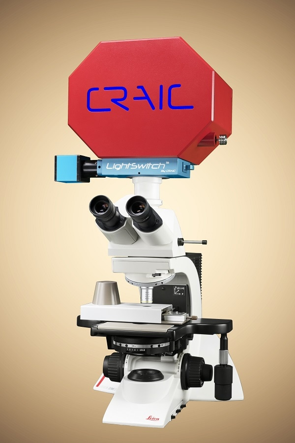 CRAIC Technologies Offers Superior Glass Refractive Index Measurements