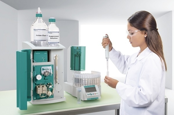 lab reports on testing for cations and anions Major and trace elemental analysis ion chromatography is used to analyze  anions or cations, primarily in aqueous solutions ic can be used to analyze  major,.