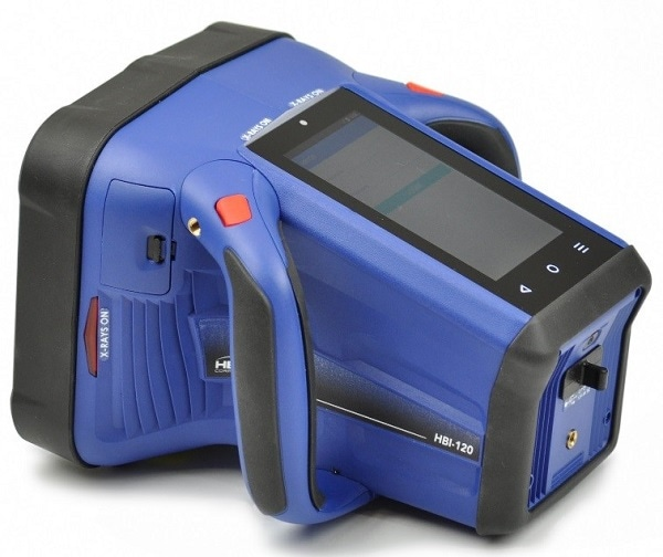 Heuresis Corp. Launches Handheld Backscatter Imager