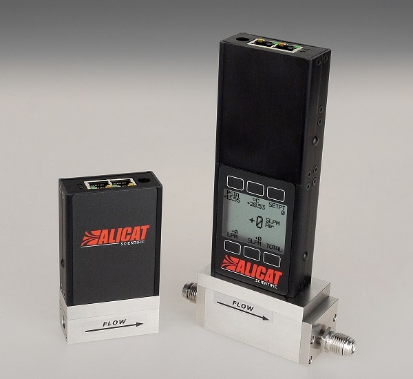 Alicat Adds Industrial Automation Protocols to Vacuum Flow Control Instruments