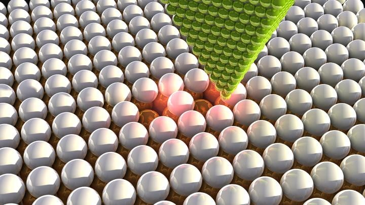 Researchers Build Artificial Materials by Arranging Atom by Atom