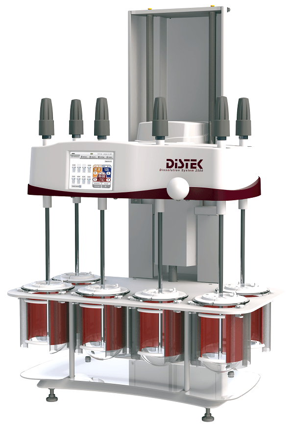Distek, Inc. Releases Model 2500 Select - Bathless Dissolution Tester