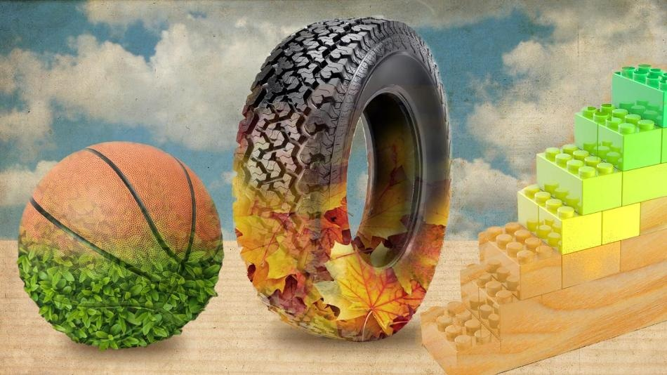 Novel Process to Produce Sustainable Rubber, Plastics