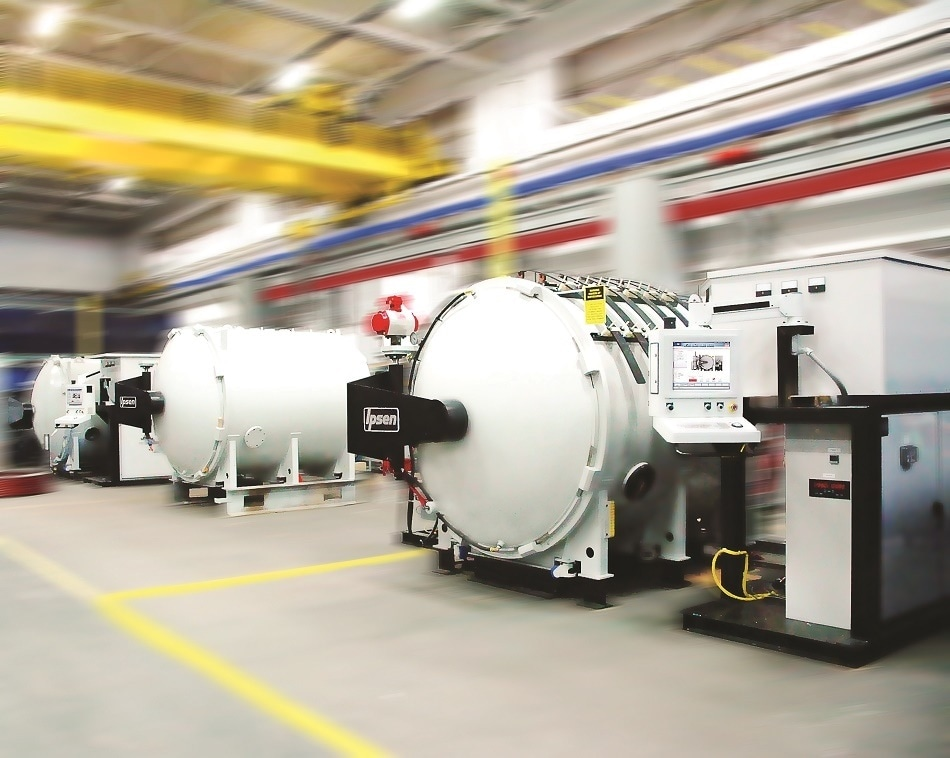 Diamond Heat Treat Purchases TITAN® Vacuum Furnace to Support IGT and Aerospace Industries