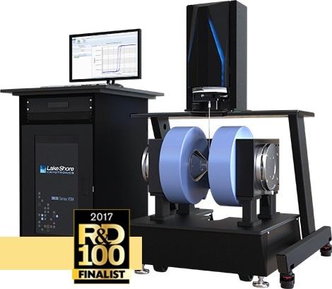 Lake Shore 8600 Series VSM system named R&D 100 Awards finalist