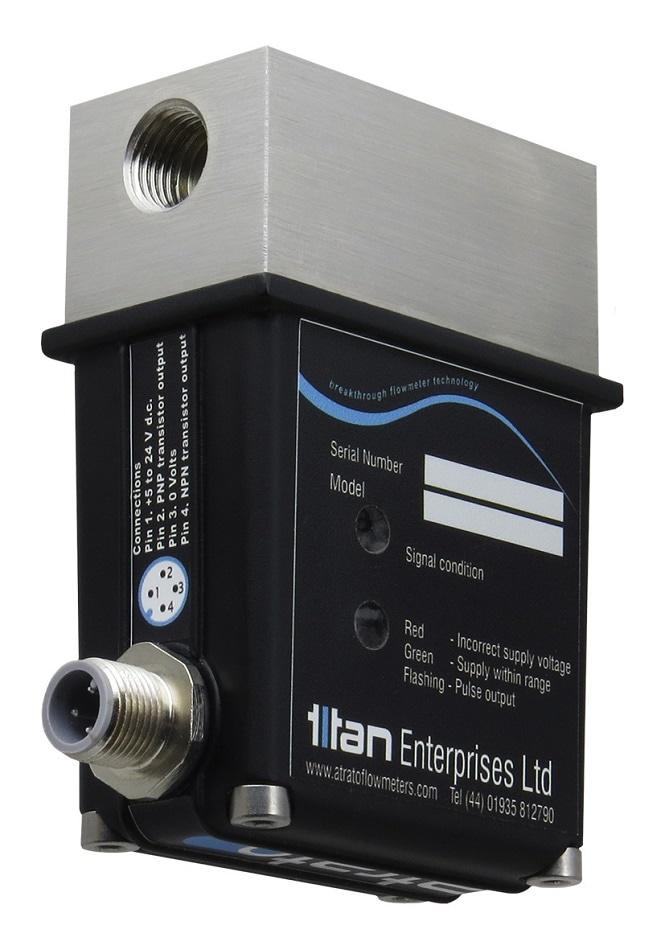 Process Ready Ultrasonic Flowmeter