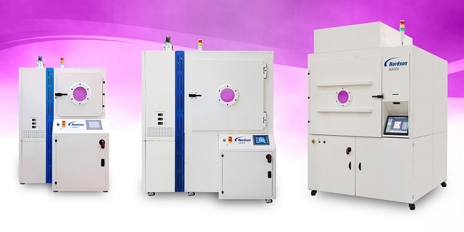 Nordson MARCH's New Plasma Polymerization Deposition Systems Deposit Materials During Precision Manufacturing Processes