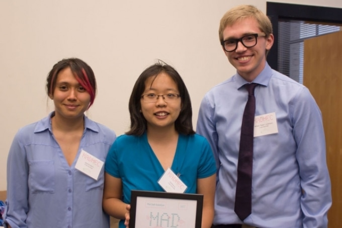 MADMEC's Top Prize Goes to Hydrogel that Extracts Uranium from Water