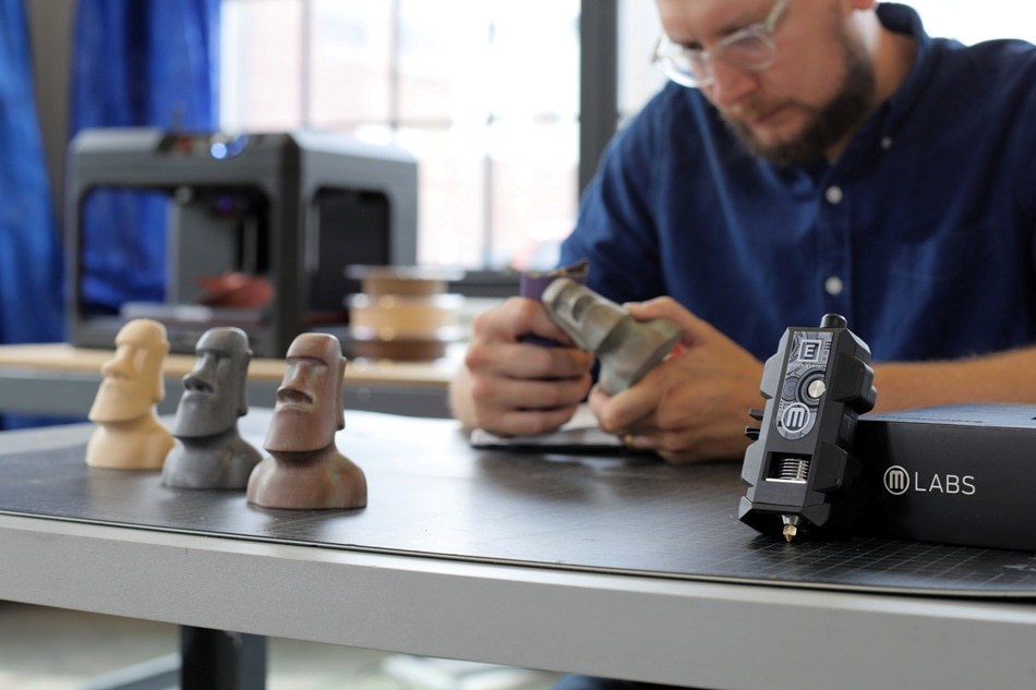 MakerBot Introduces New Experimental Platform for 3D Printing Experts