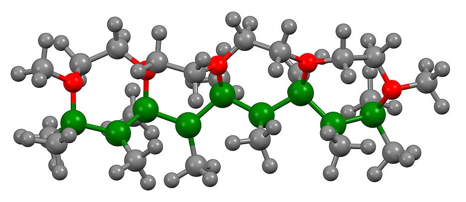 Researchers Receive Grant to Create Boron Polymers