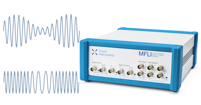 New Product from Zurich Instruments AG