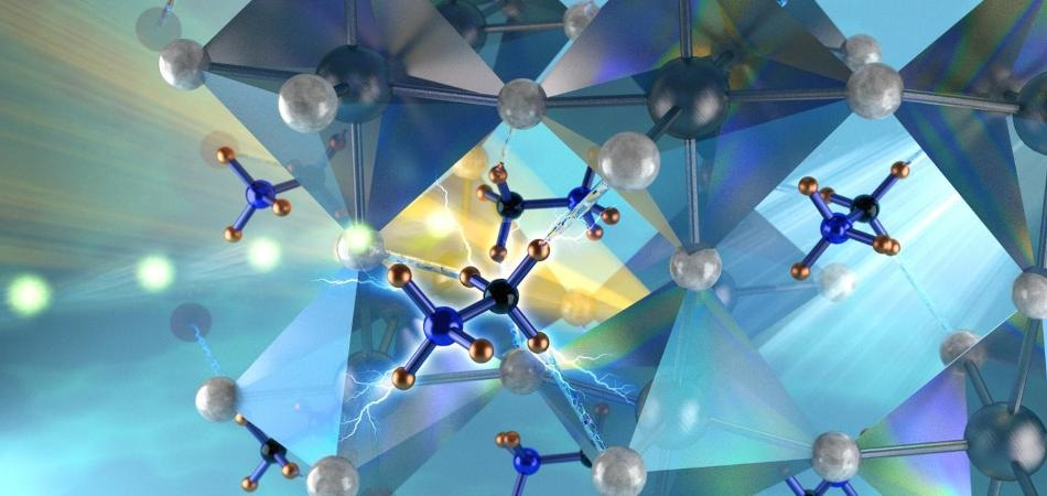Neutron Scattering Could Help in Optimizing Hybrid Perovskite Solar Cells
