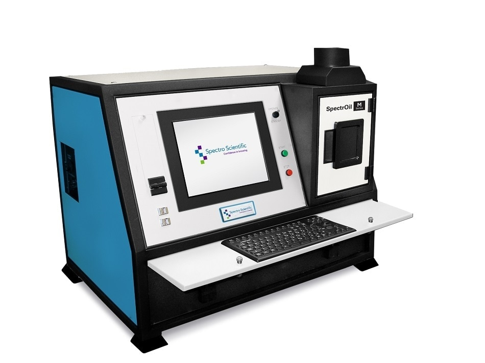 Improvements to SpectrOil M Series Military-Application Elemental Analyzers  Increase Ruggedness, Enhance Ergonomics and Upgrade Electronics and Software