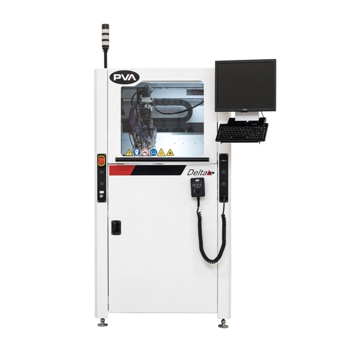 PVA Brings Advanced Coating/Dispensing Equipment to the Battery Show